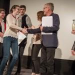 A bajai MNÁMK-sok kapták a 2. díjat / Das Team aus dem UBZ (Baje) erhielt den 2. Preis