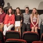 A zsűri különdíját az Eötvös Gimnázium (Bp.) diákjai kapták  / Sonderpreis der Jury erhielten die SchülerInnen des Eötvös-Gymnasiums (Bp.)