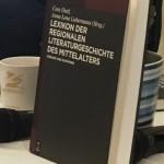 """Das 2015 erschienene """"Lexikon der regionalen Literaturgeschichte des Mittelalters. Ungarn und Rumänien"""""""