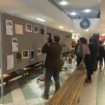 "A Blickpunkt 2017 vándorkiállítás megnyitója Veszprémben / Eröffnung der Wanderausstellung ""Blickpunkt 2017″ in Wesprim"