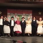 Feier: 10 Jahre Lochberg Tanzgruppe - Ünnepség 10 éves a Lochberg Tánccsoport