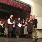 Feier: 10 Jahre Lochberg Tanzgruppe - Ünnepség: 10 éves a Lochberg Tánccsoport