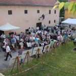 Harmadszor vendégeskedett Vértestolna a Német Nemzetiségi Múzeumban / Zum dritten Mal war Tolnau  zu Gast im Ungarndeutschen Landesmuseum (Fotó: Kozári Péter)