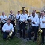 A zenekar / Die Kapelle (Fotó: Kozári Péter)