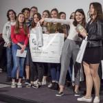 A győztesek: a bajai Zeitgeist csapat / Die Gewinner: Zeitgeist aus Baje