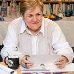 Eva Mayer (verantwortliche Redakteurin, Zeitschrift Barátság)