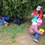 Húsvéti tojáskeresés a XVIII. kerületben / Ostereiersuche im 18. Bezirk