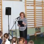 Pappné Windt Zsuzsanna, az újpesti NNÖ elnöke / Susanne Papp-Windt, die Vorsitzende der DNSV Neupesth