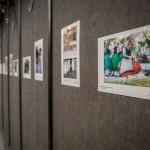 Blickpunkt-kiállítás a Műcsarnokban / Blickpunkt-Ausstellung in der Kunsthalle
