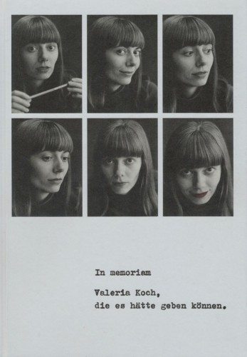 In memoriam Valeria Koch