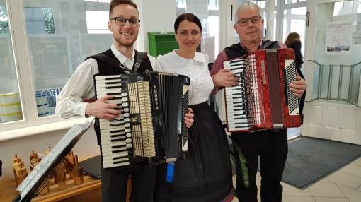 Istvan Schaffer, Erika Rierpl, Antal Lauter