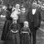 József Schäffer: Familie Schunk