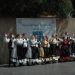 A szigetszentmártoni Német Nemzetiségi Ifjúsági Tánccsoport/ Die Jugendtanzgruppe Sankt-Martin