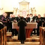 Volksliederkreis aus Kirne / Környei Nemzetiségi Dalkör