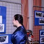 Blickpunkt-kiállítás a hartai IX. Karácsonyi Vásáron / Blickpunkt-Ausstellung auf dem IX. Weihnachtsmarkt in Hartau