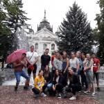 Die ungarndeutsche Delegation in Kaschau