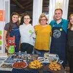 Die GJU-ler gaben eine kleine Kostprobe von der Gastronomie und Kultur der Ungarndeutschen / Az MNFK-sok kis kóstolót adtak a magyarországi németek kultúrájából és gasztronómiájából