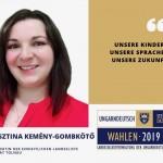 Krisztina Kemény-Gombkötő