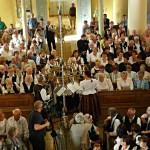 XXII. Feier des ungarndeutschen Kirchenliedes