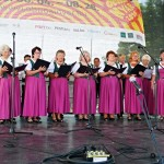 A Pesthidegkúti Német Nemzetiségi Énekkar / Der deutsche traditionsbewahrende Chor aus Hidikut