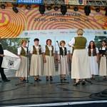 A csolnoki Wagenhoffer Nemzetiségi Kórus / Der Chor Wagenhoffer aus Tscholnok