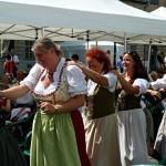 Remek hangulat Óbudán / Hervorragende Stimmung in Altofen