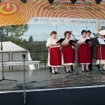 A pilisborosjenői Német Klub énekkara /  Der Singkreis des Deutschen Klubs aus Weindorf