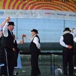Az Őszirózsák Tánccsoport Solymárról / Die Tanzgruppe Herbstrosen aus Schaumar