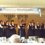 Der Schwäbische Chor aus  Großturwall/Törökbálint
