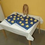 Sváb süteményekkel is ismerkedtek az óvodások