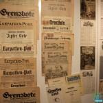 Látogatás a szlovákiai németek kultúráját bemutató múzeumban / Zu Besuch im Museum der Kultur der Karpatendeutschen