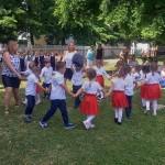 "Die Gruppe ""Marienkäfer"" des Wunderland Kindergartens in Seksard / A szekszárdi Wunderland Óvoda ""Katica"" csoportja"