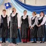 A mezőfalvi Vadrózsák Asszonykórus / Der Herzogendorfer Wildrosen-Frauenchor (Fotó: Pats Krisztina)