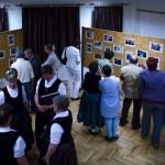 Első alkalommal vendégeskedett a Blickpunkt-vándorkiállítás Mözsön / Blickpunkt-Wanderausstellung zum ersten Mal in Mesch