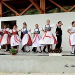 Die Nationalitatentanzgruppe aus Sulk (Foto: István Schmidt)