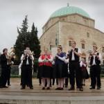Térzene a Véméndi Fúvószenekarral / Platzkonzert der Wemender Blaskapelle (Fotó/Fotos: Tóth László)
