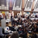 Hilfe im Labyrinth - Bildungs- und Berufsmesse im Ungarndeutschen Bildungszentrum
