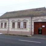 Das Leimen-Haus, in dem Verein der Deutschen in Elek und die DNSV der Eleker Deutschen ihren Sitz haben
