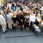 Hervorragende Stimmung herrschte auf der GJU-Vorsilvesterparty 2019 / Remek hangulatban telt az MNFK 2019-es előszilveszteri bulija
