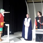 "Pinokkió: bemutatta új mesedarabját a DBU / ""Pinocchio"": DBU stellte neues Märchenstück vor"