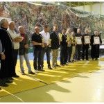 A Magyarországi Németek 9. Országos Borversenyének díjazottjai / Preisträger des 9. Landesweiten Weinwettbewerbs der Ungarndeutschen
