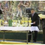 A Magyarországi Németek 9. Országos Borversenyének díjátadója / Preisverleihung des 9. Landesweiten Weinwettbewerbs der Ungarndeutschen