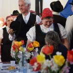 Pusztavámi vendégek / Gäste aus Pußtawam (Fotó: Pats Krisztina)