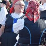 Pusztavámi népviselet / Pußtawamer Tracht (Fotó: Pats Krisztina)