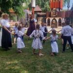 "Die Gruppe ""Rehlein"" des Wunderland Kindergartens in Seksard / A szekszárdi Wunderland Óvoda ""Őzike"" csoportja"