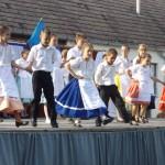 Remény Gyermek és Felnőtt Tánccsoport közös tánca / Gemeinsames Tanz  der Kleinen und Großen der Tanzgruppe Hoffnung