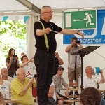 Dirigent Sándor Kaszás