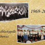 Andrea Stefán: Jugendblaskapelle Bawaz vor 50 Jahren und heute