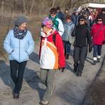 Szilveszteri túrával búcsúztatták az óévet Szomódon / Mit einer Silvesterwanderung wurde das Vorjahr in Sammet verabschiedet