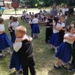 "Die Gruppe ""Schnecke"" des Wunderland Kindergartens in Seksard / A szekszárdi Wunderland Óvoda ""Csiga-biga"" csoportja"